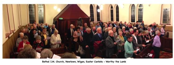 Bethel Congregation cantata