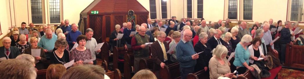 Cantata Congregation Easter 2016